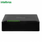 Switch Intelbras 16 Portas Fast Ethernet SF 1600 Q+
