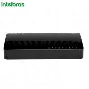 Switch Intelbras  8 Portas Gigabit Ethernet SG 800 Q+