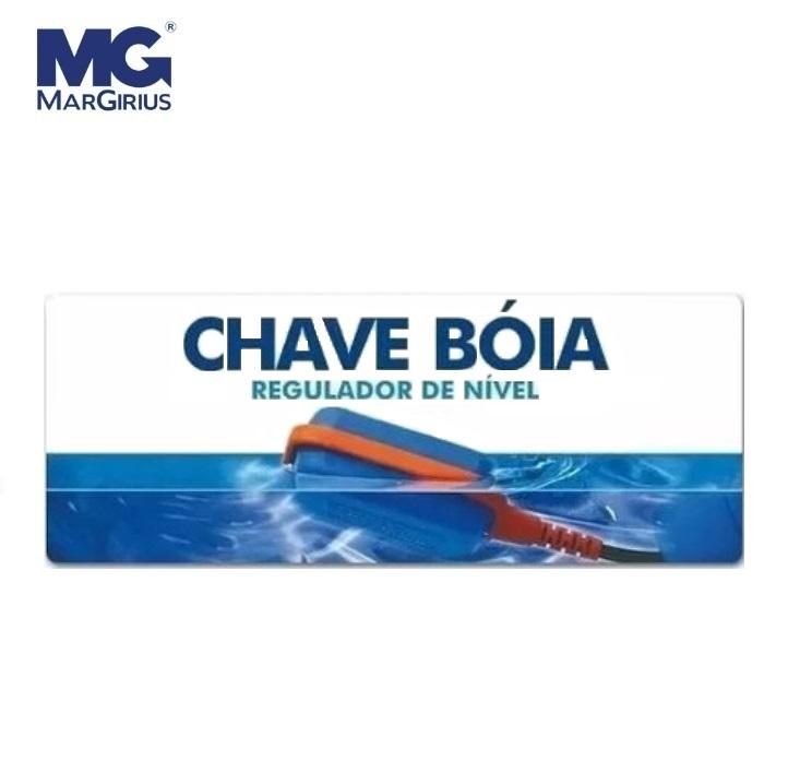Chave Boia Margirius Regulador de Nível CB-2002  15A  Cabo 2 metros