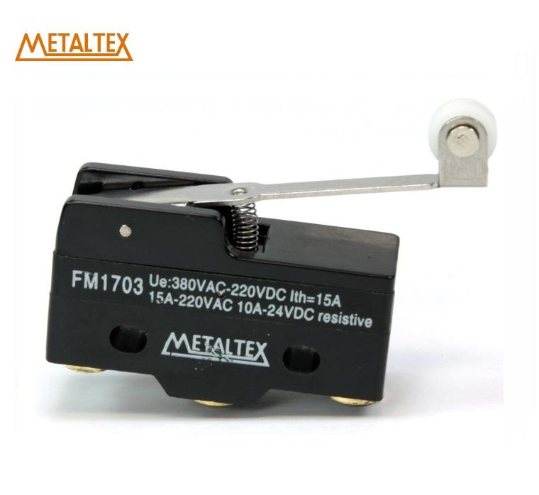 Chave Fim de Curso Metaltex FM1703
