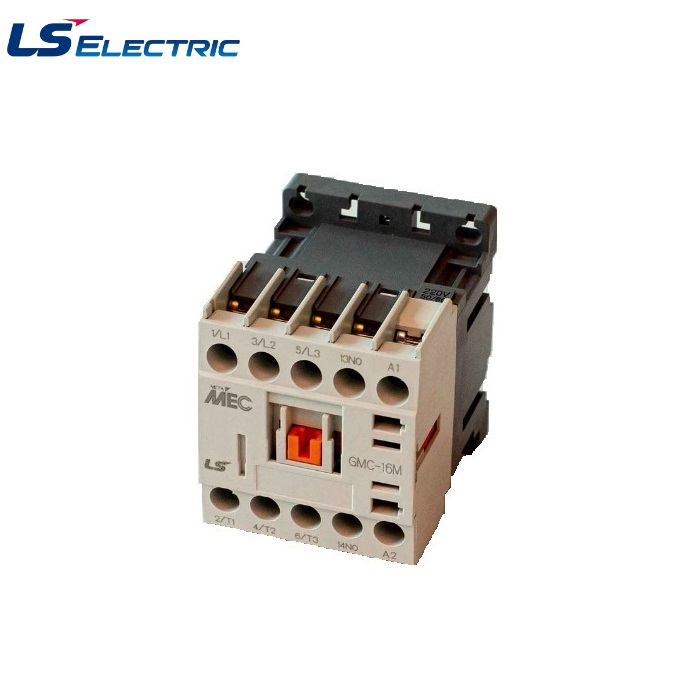 Contator Mini LS Eletric  GMC-16M  1NA  220V
