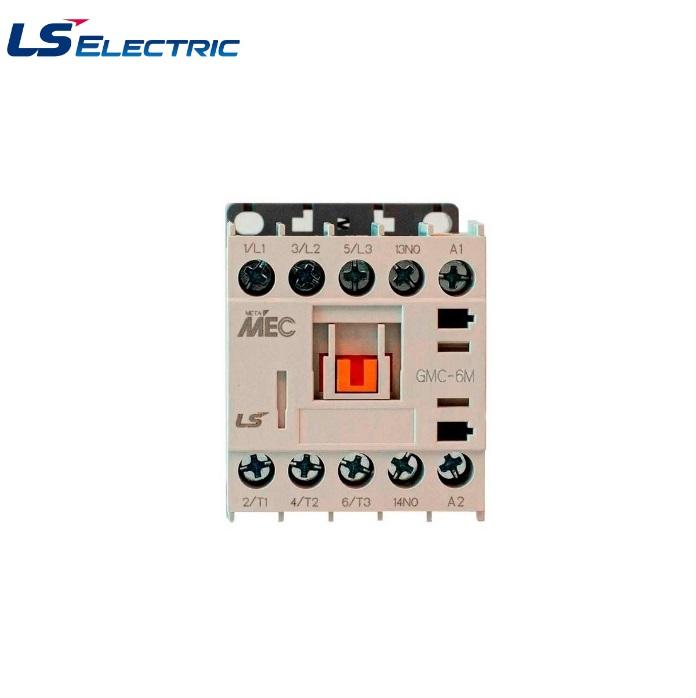 Contator Mini LS Eletric  GMC- 6M  1NA  220V