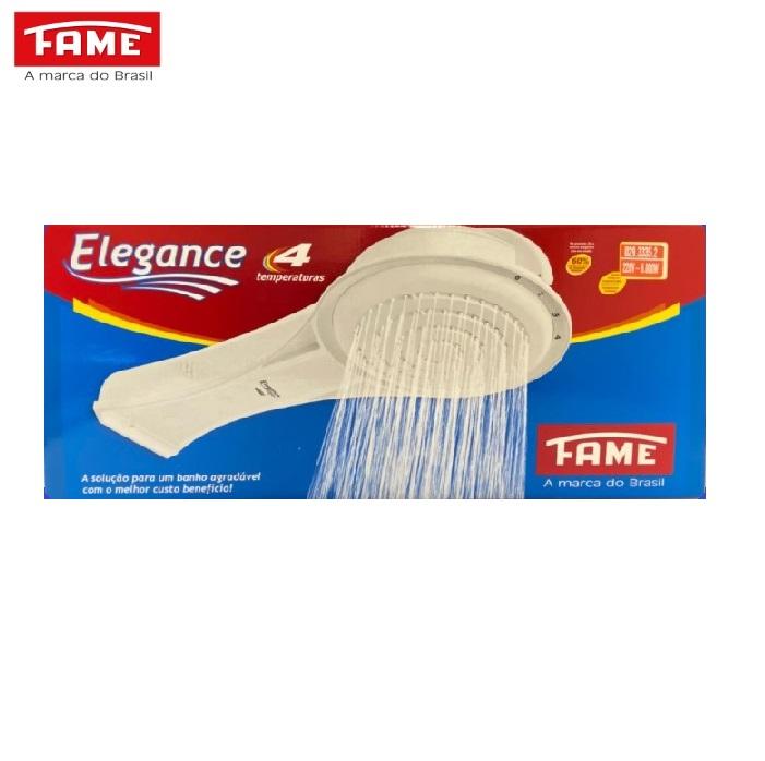 Ducha Fame 3335 Elegance  4T 6800W 220V