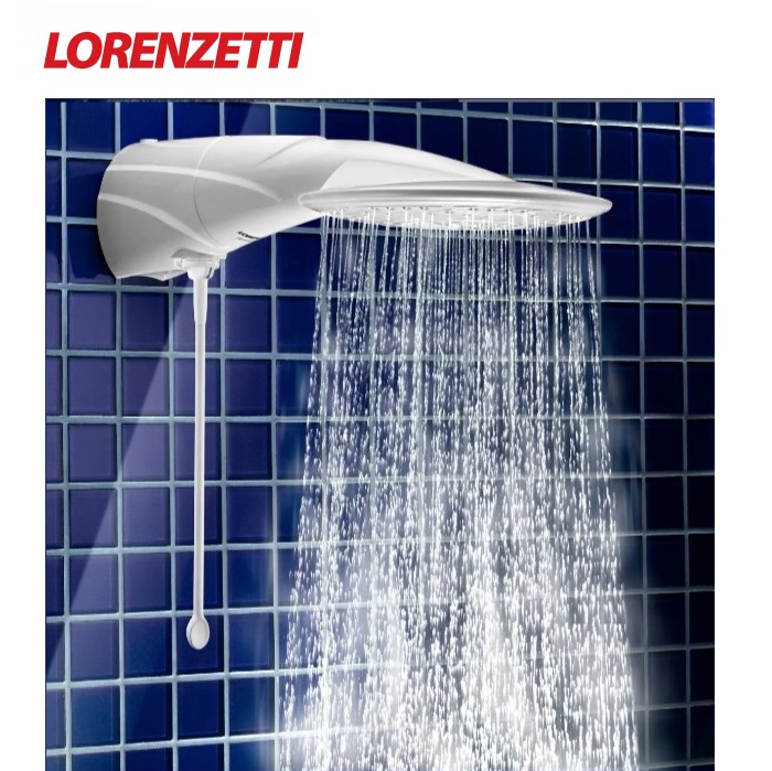 Ducha Lorenzetti Advanced Turbo Eletronica 7500W 220V