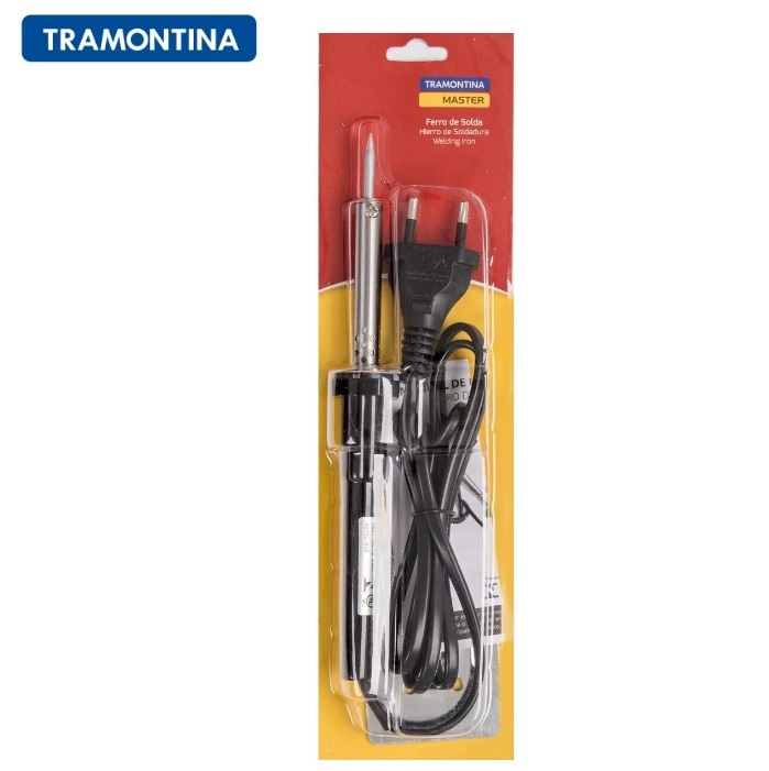 Ferro de Solda  70W  220V  Tramontina  Master 43752/507