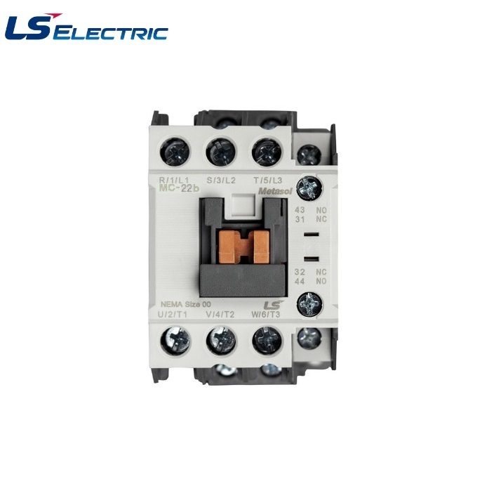 KIT 2 Contator Ls Eletric Mc-22b 1na+1nf 220v