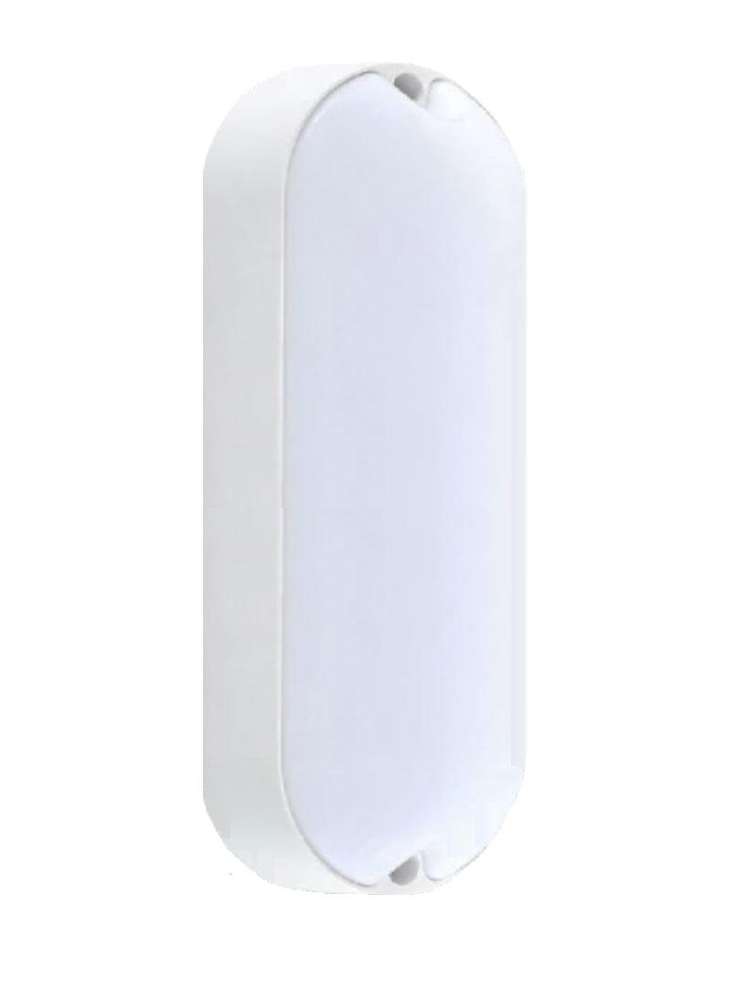 KIT 4 Luminária Arandela Tartaruga LED 15W 6500K  Sobrepor Bivolt  Interna/Externa