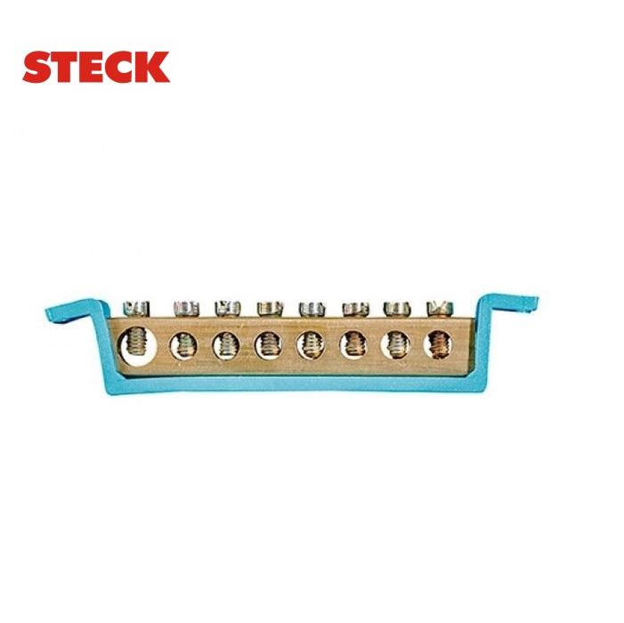 Kit Steck Centrinho para 12 Disjuntores e Acessórios