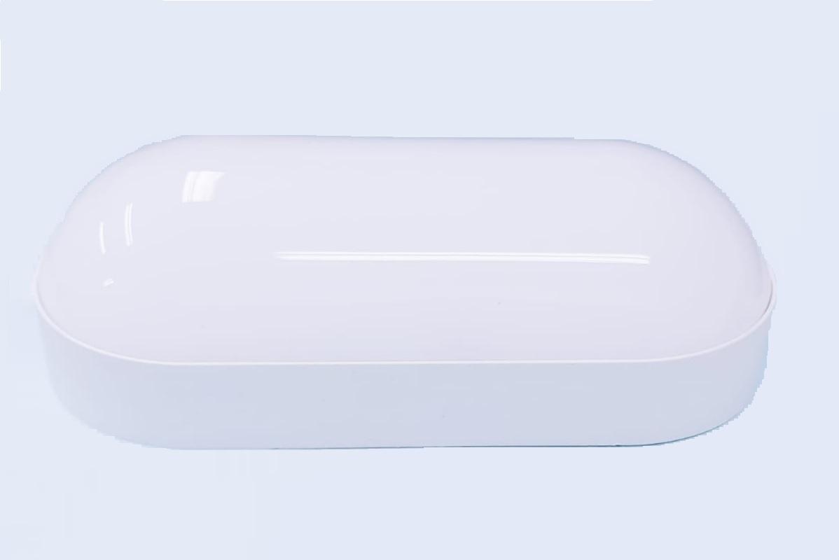 Luminária Arandela Tartaruga LED 15W 6500K  Sobrepor Bivolt  Interna/Externa