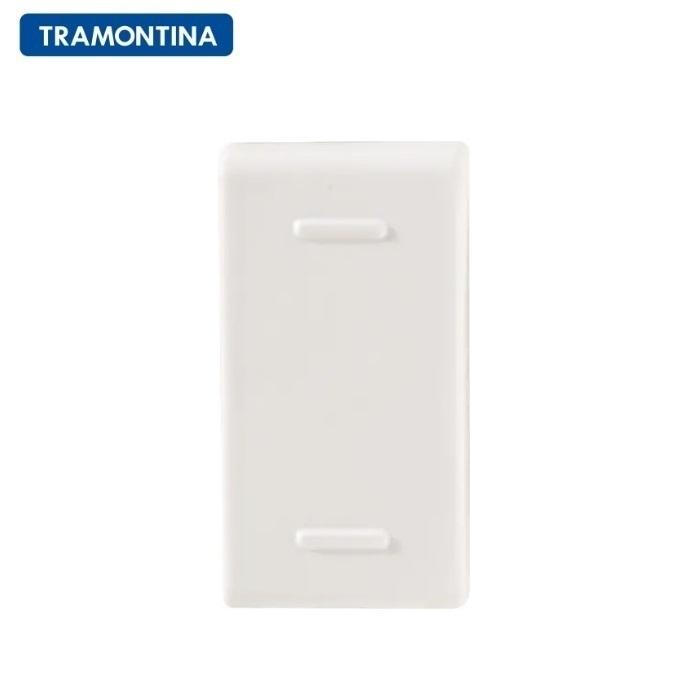 Módulo Interruptor Bipolar Paralelo Tramontina  10A  250V  57115/005  Branco
