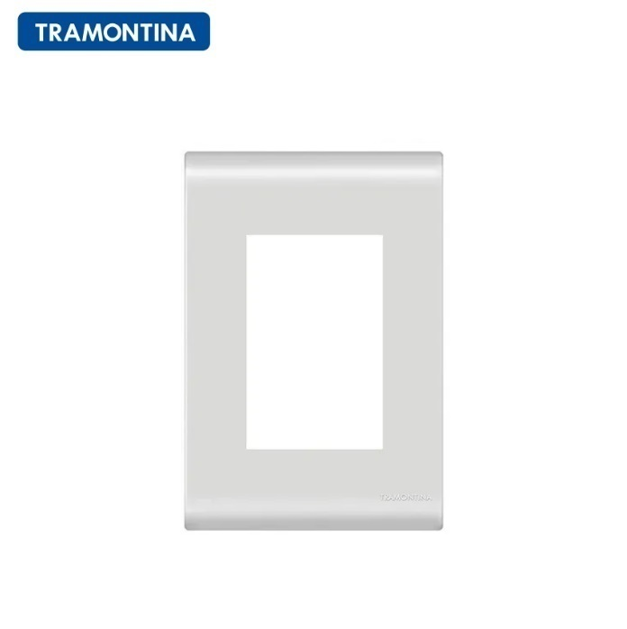 Placa 3 Postos Tramontina 4X2 Liz 57106/007 Branca