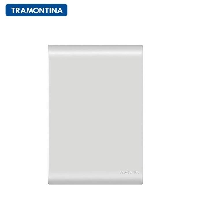 Placa Cega  Tramontina  4x2 Liz  57106/001 Branca