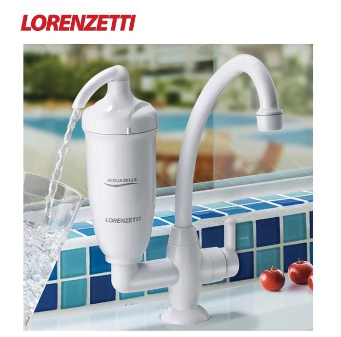 Purificador de Água Lorenzetti Acqua Bella com Torneira,  de Bancada