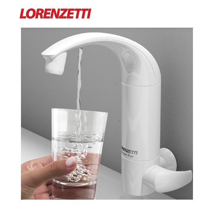 Purificador de Água Lorenzetti Acqua Due com Torneira,  de Parede