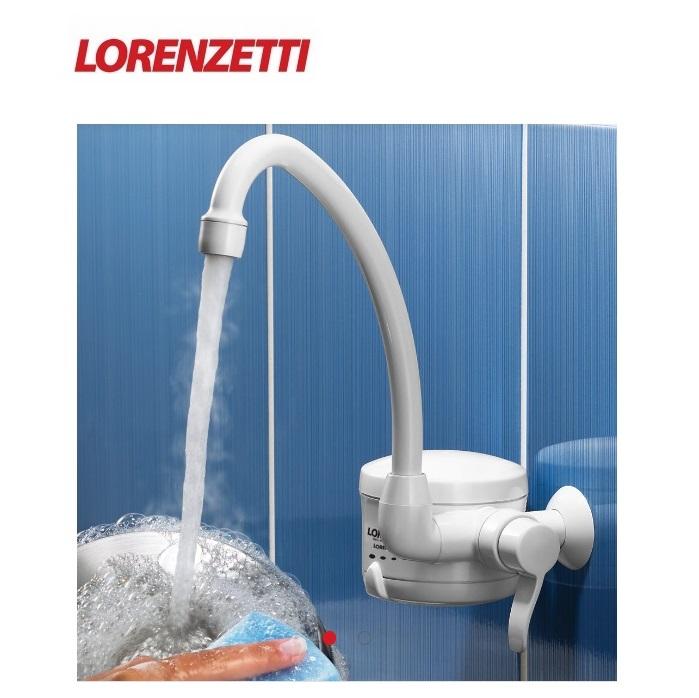 Torneira Elétrica Lorenzetti Loren Easy  220V 5500W