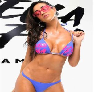 Biquíni da Anitta Labellamafia