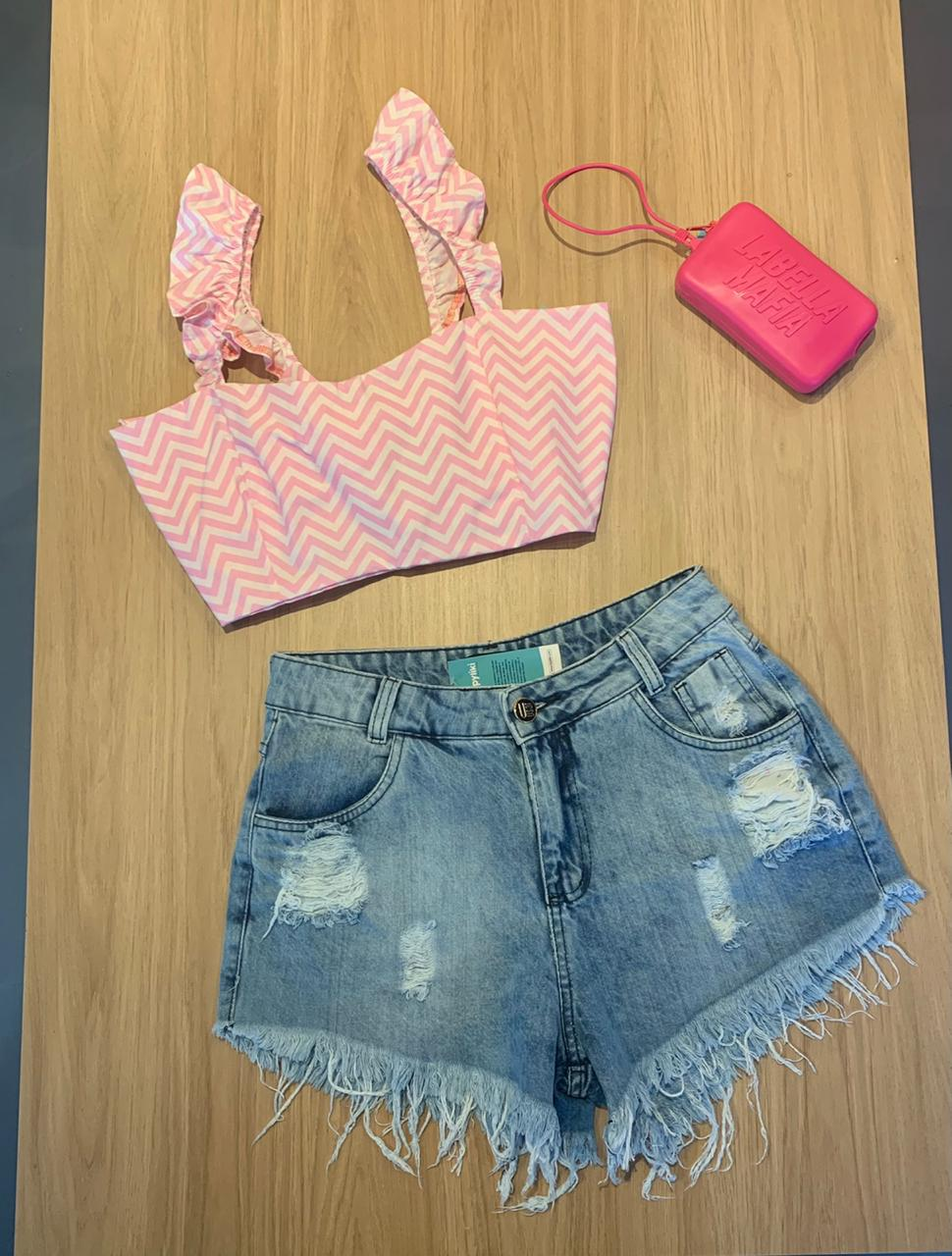 Cropped Casual