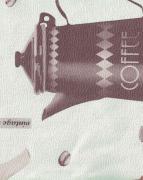 CORINO PVC XANGAI COLORS 100X140CM-COFFEE-X21008