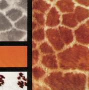 CORINO PVC XANGAI COLORS-ANIMALES 100X140CM-X21015