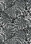 CORINO PVC XANGAI TIGRE PRETO 100X140CM-COLOR-X21042
