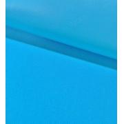 Nylon 600 Tecido Impermeável -AZUL TURQUESA