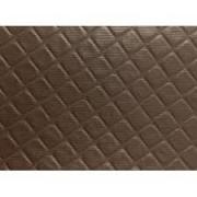 TECIDO PVC CORINO DJON MATELASSE MARROM 100X140CM