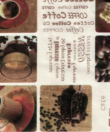 CORINO PVC XANGAI GRAOS CAFE 100X140CM-X21038