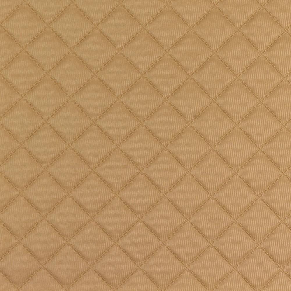 TECIDO PVC CORINO DJON MATELASSE BEGE 100X140CM