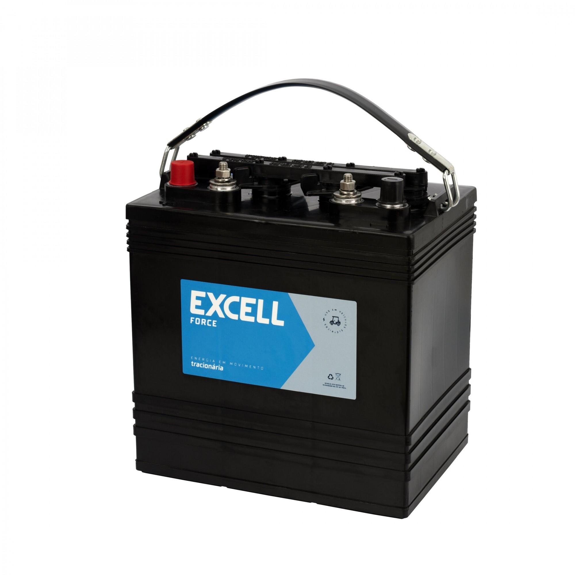 Bateria Tracionária 6V 225Ah (SEM TROCA)