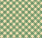 Tecido Colombia - Xadrez Verde