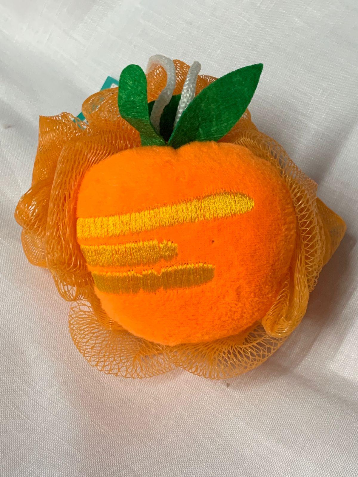 Esponja de Banho Frutas