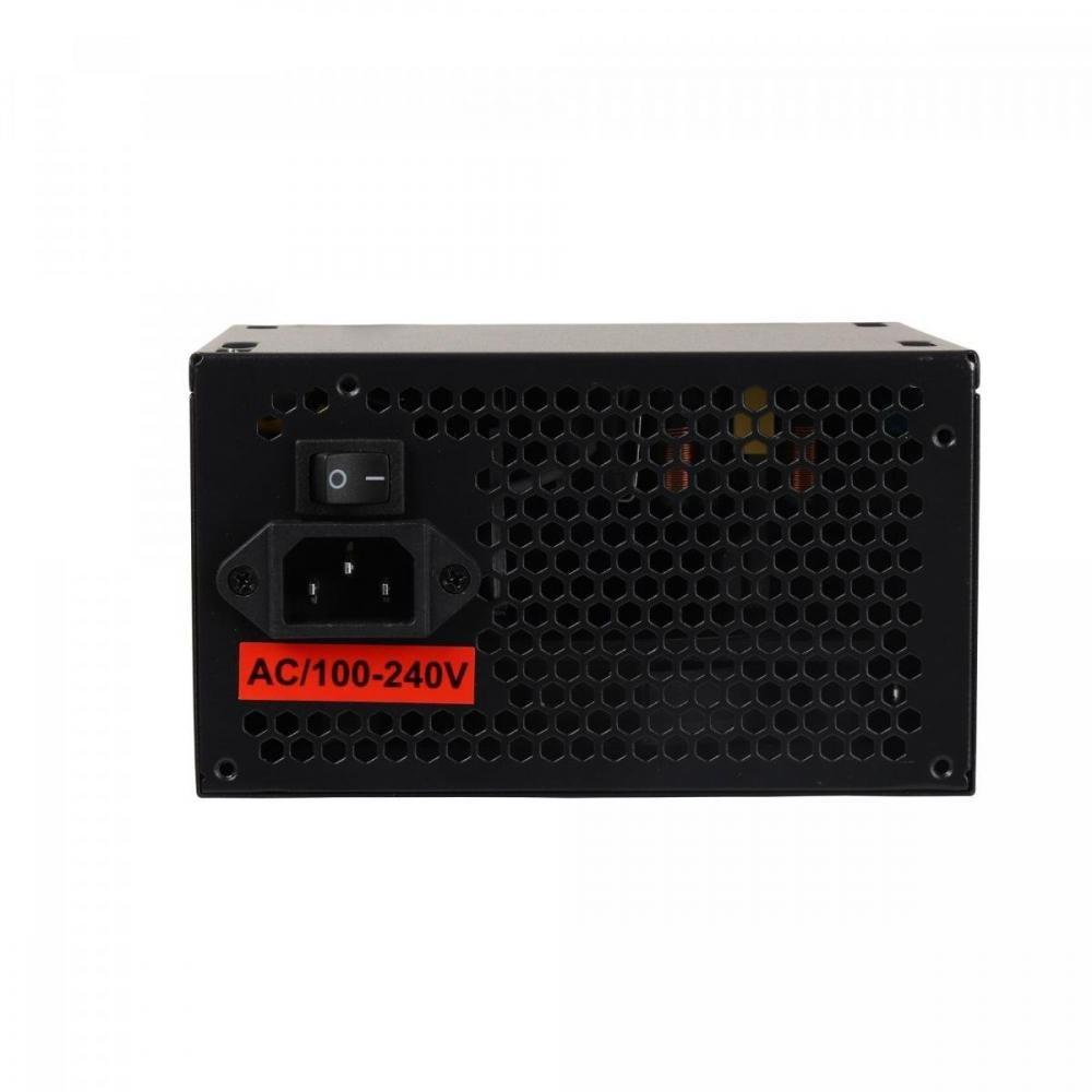 Fonte ATX BLACK HAWK 500W 80 Plus Bronze PFC Ativo FORTREK G