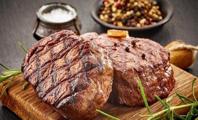 Gastronomia - Cardápio Carnes Grelhadas e Guarnições