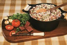 Gastronomia - Cardápio Comida Campeira