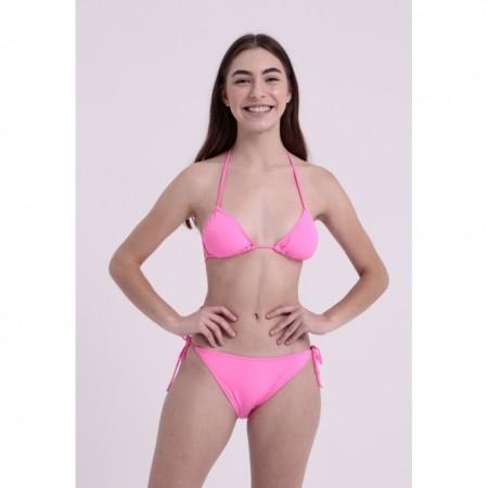 Biquíni Cortininha Pink