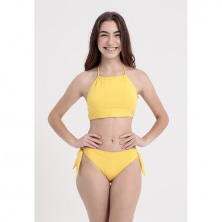 Biquíni Cropped Yellow