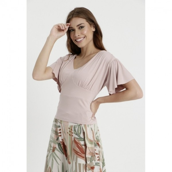 Blusa Ayamonte Rosé
