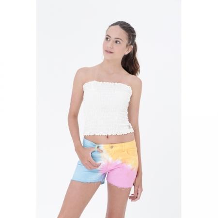 Blusa Lastex White