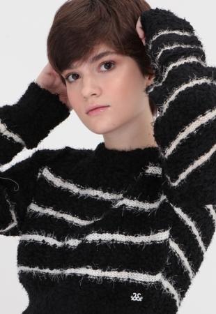 Blusa Stripe and Stare