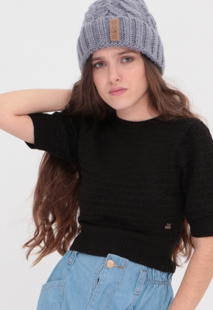 Blusa Tricot Bee