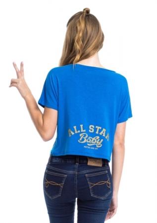 Camiseta All Star Baby Back