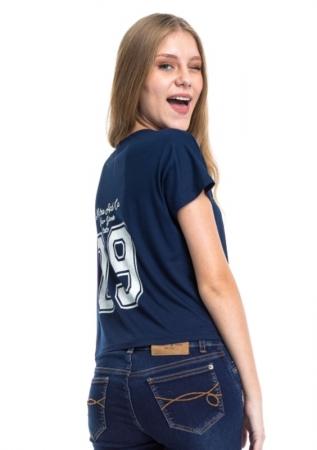 Camiseta Nine Back