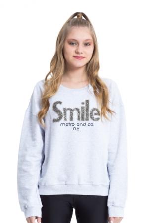 Moletom Smile