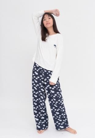 Pijama Blue Clouds