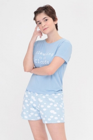 Pijama Sleeping in the Clouds