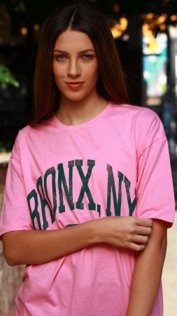 T-Shirt Camisetão Bronx
