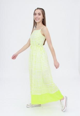 Vestido Longo Citric