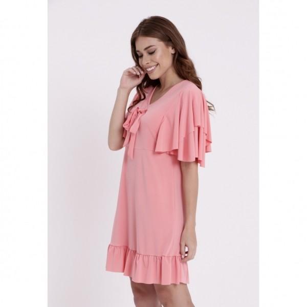 Vestido Sevilha Rosa