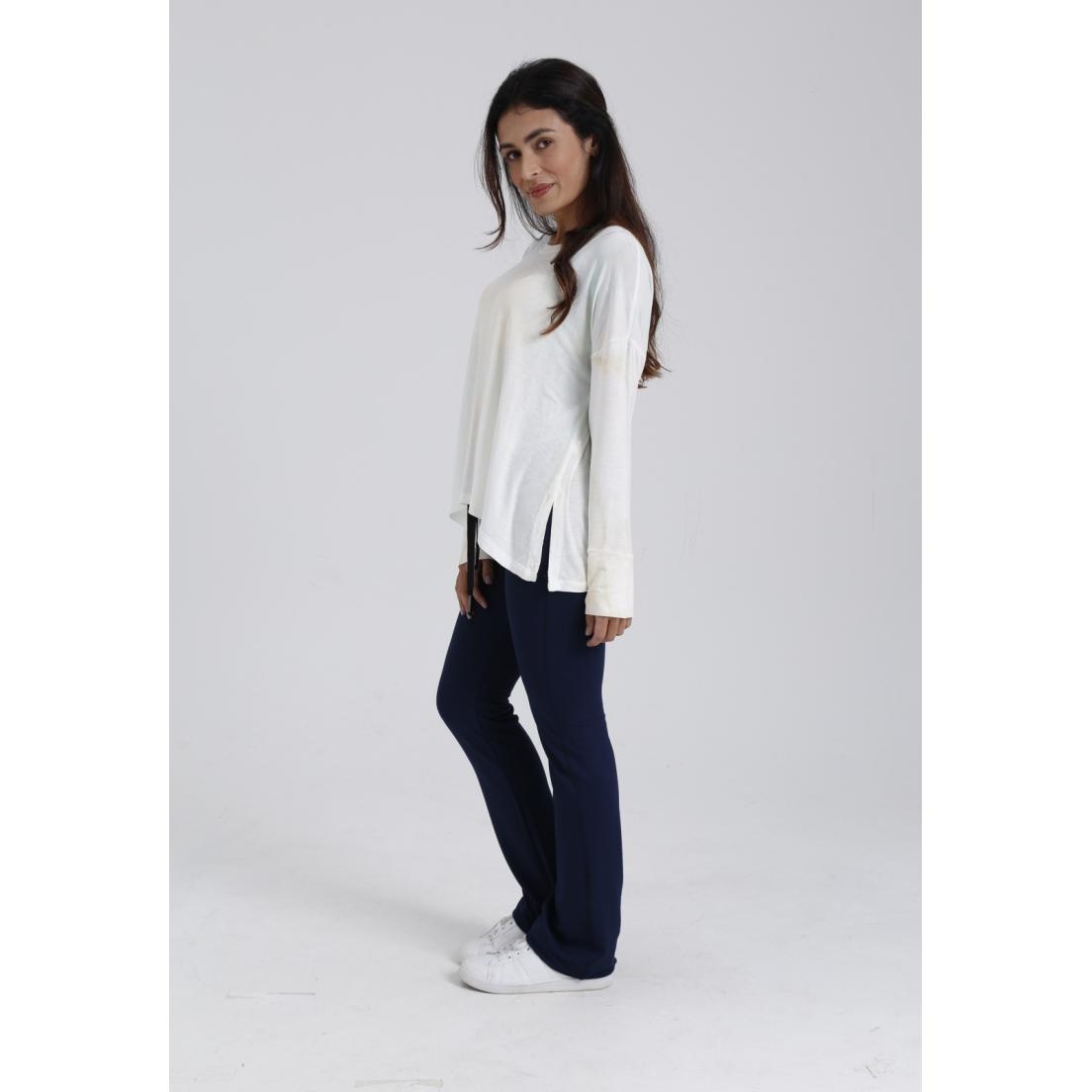 Blusa de Malha Tie Dye Carmine  - Metro & Co.