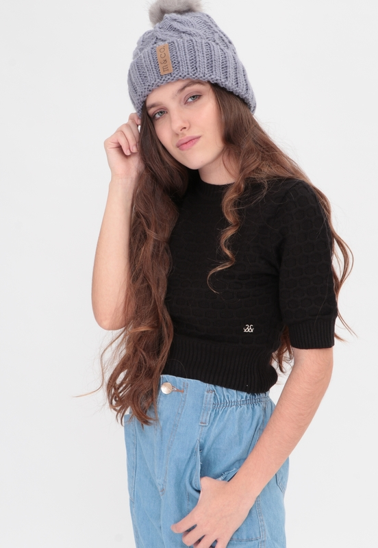 Blusa Tricot Bee  - Metro & Co.